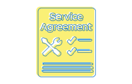 Retained20service20agreement